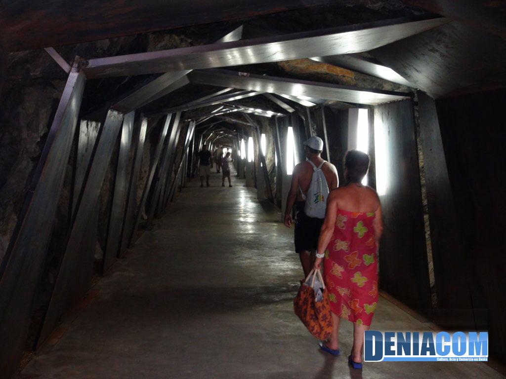 Nueva Imagen del Túnel del castillo