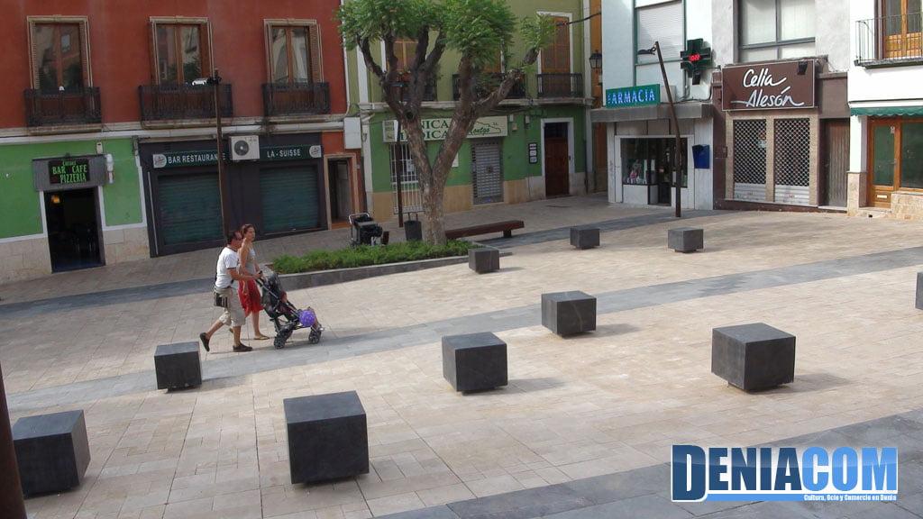 Plaza de la Constitución Remodelada