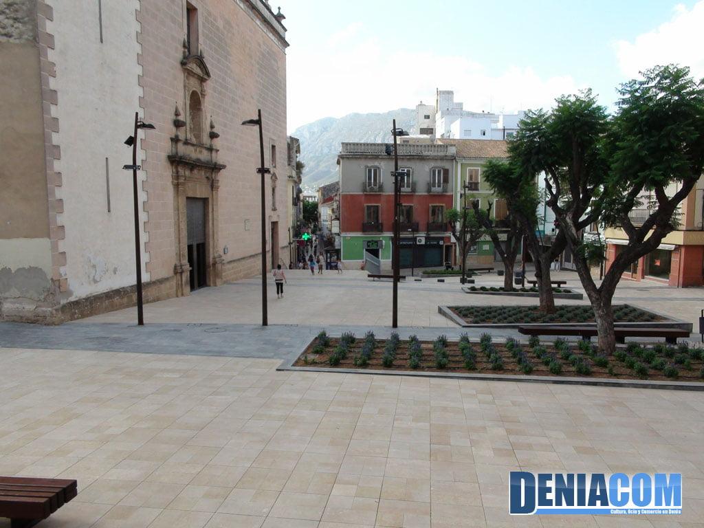 Plaza de la Constitución desde el Ayuntamiento