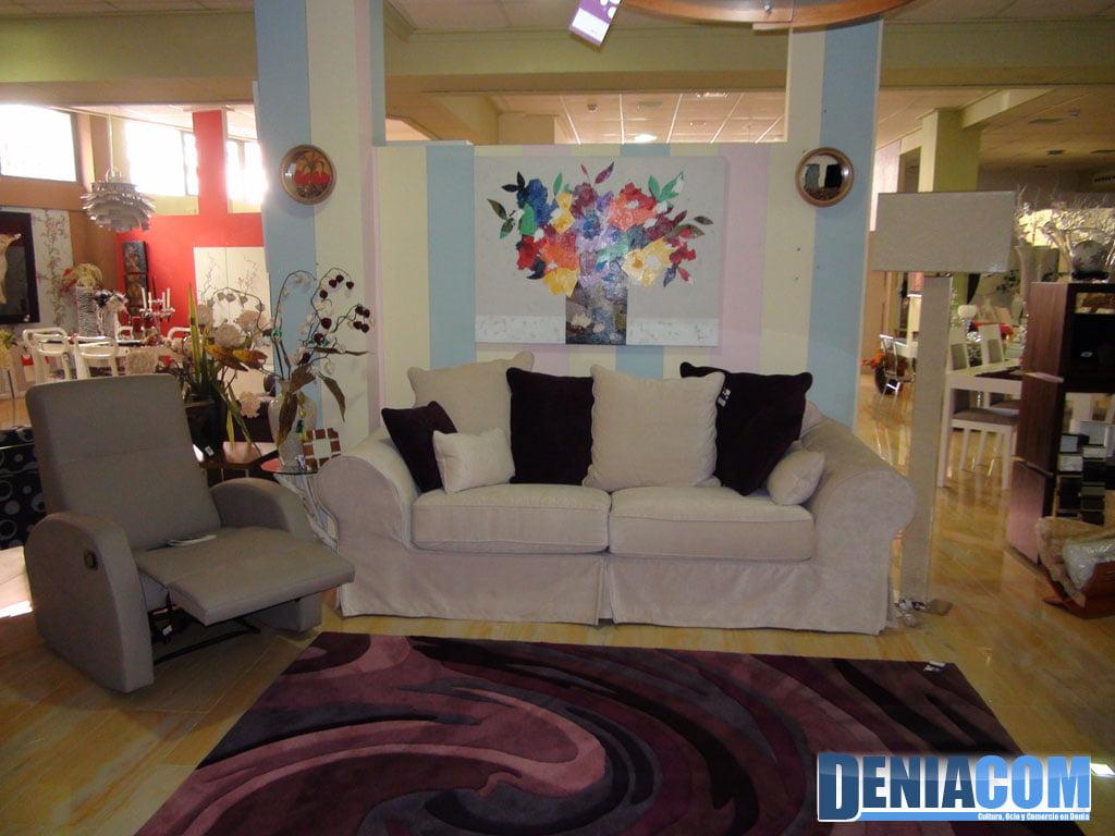 Viste casa muebles y decoraci n en ondara d for Casa garcia muebles