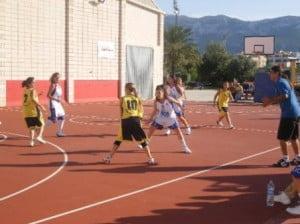 Baloncesto-Dénia