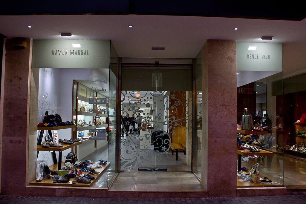 Footwear Ramon Marsal Facade