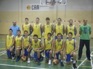 Dénia basquet Snior