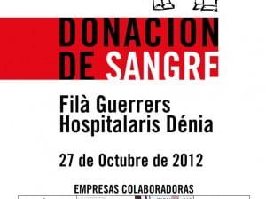 Donación de Sangre de los Guerrers Hospitalaris