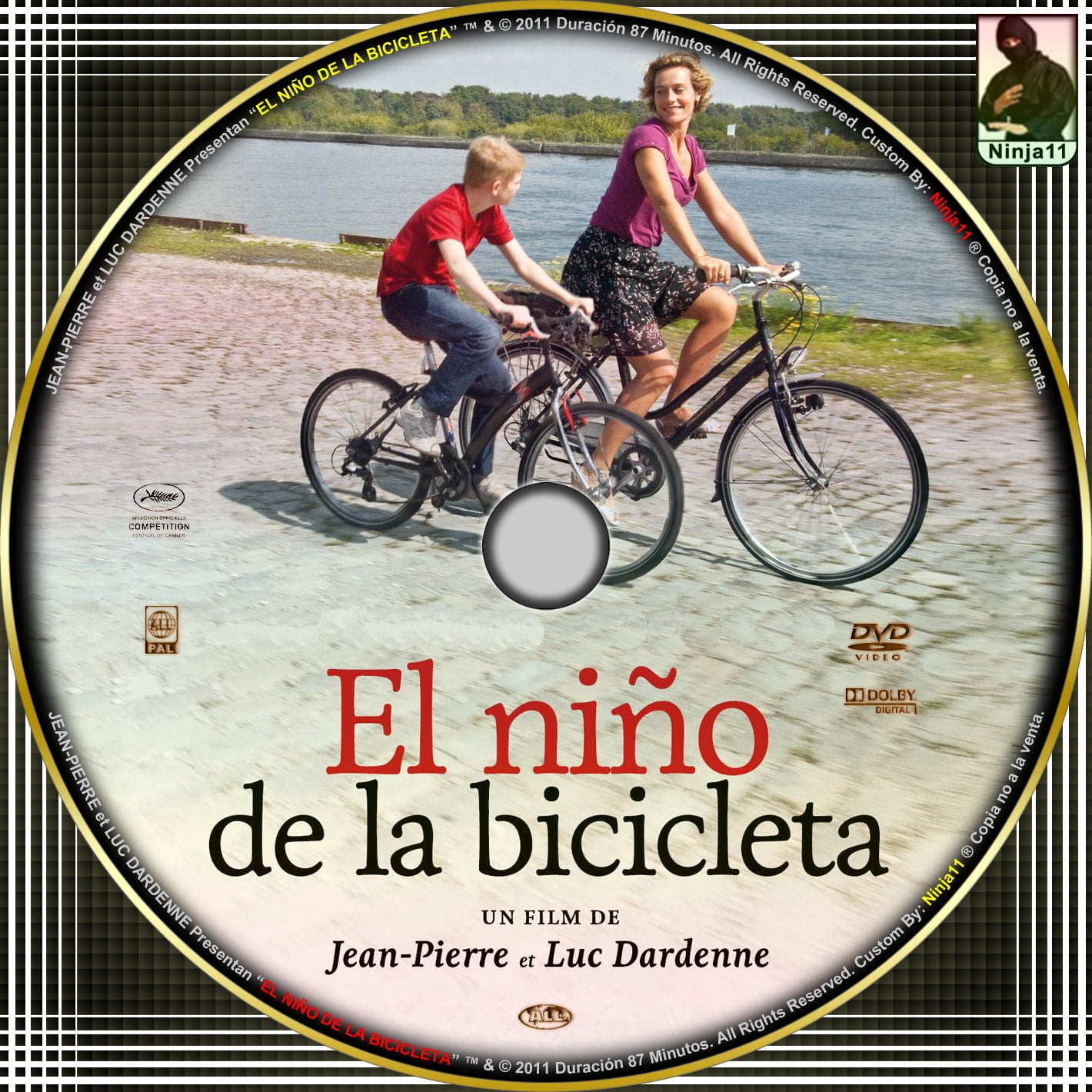 """19bf88953 Ver artículo original   « Cine Club  """"El niño de la bicicleta"""""""