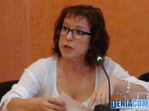 Vicenta Bixquert - PSOE Dénia