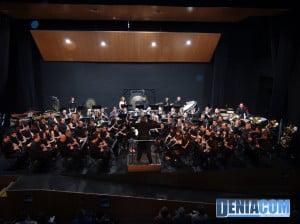 12 Concierto de Santa Cecilia de la Banda de Dénia