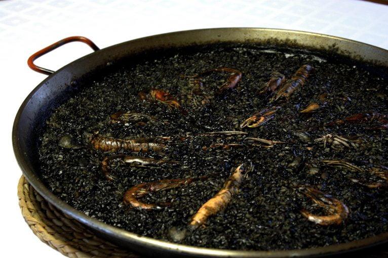 Arroz Negro Restaurante Isa