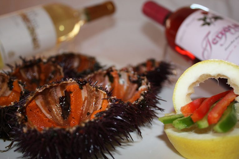 Erizos Restaurante Isa