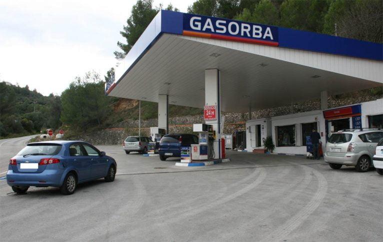 Estación de servicio GasOrba