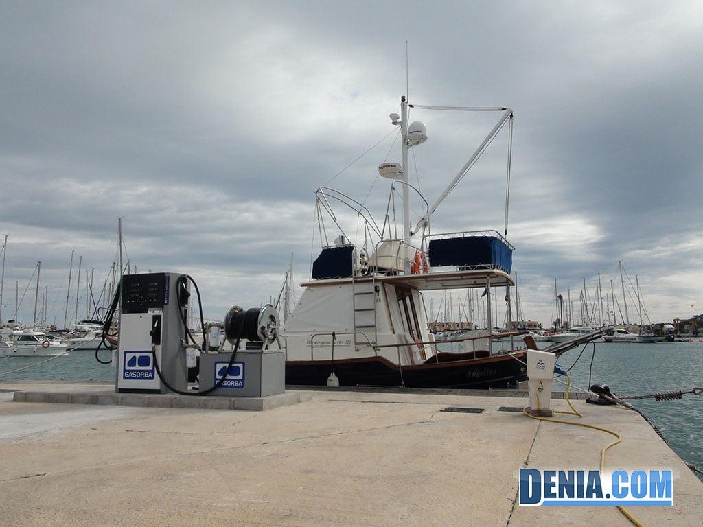 Estació de servei Gasorba a RCND