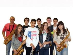 Nuevos músicos en la Banda de Dénia