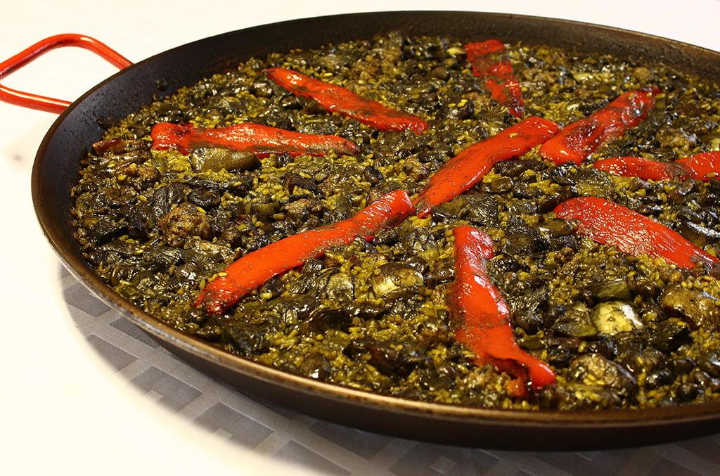 Arrossos Dénia Restaurant Isa