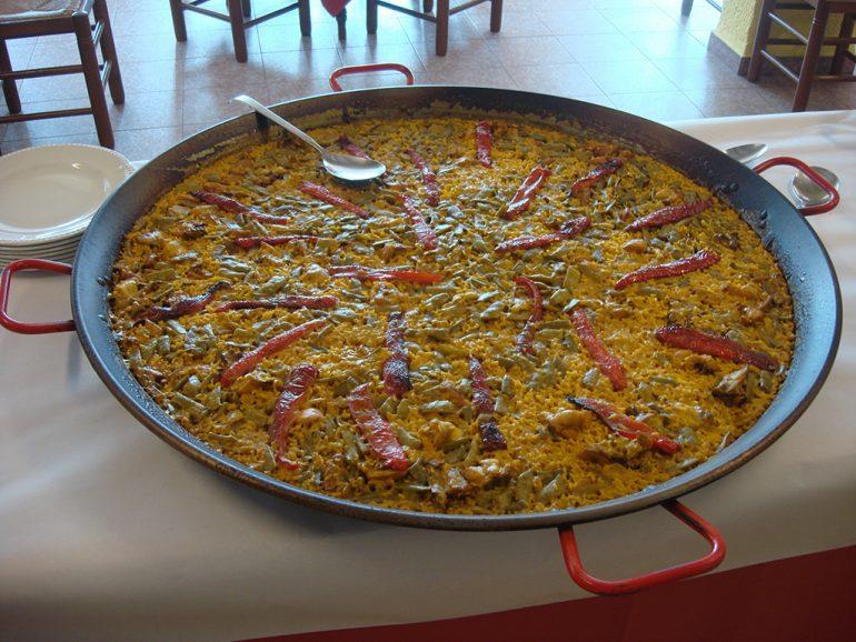 Paella Dénia Restaurante Isa