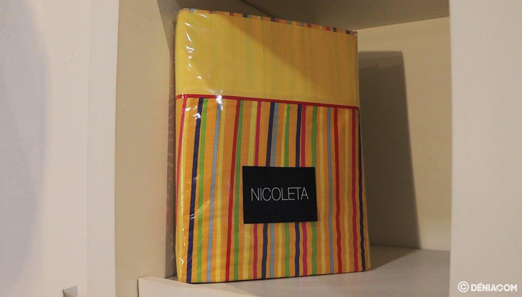 Sorteo de un juego de sábanas de la marca Nicoleta – Marcial Montenegro