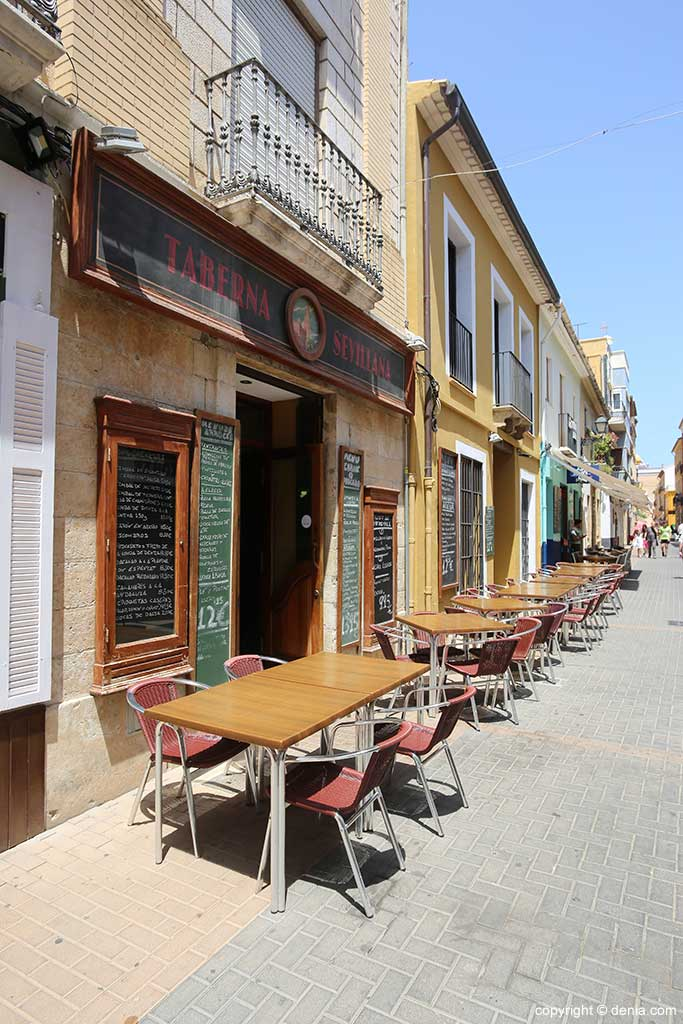 Sevillana Tavern Terrace