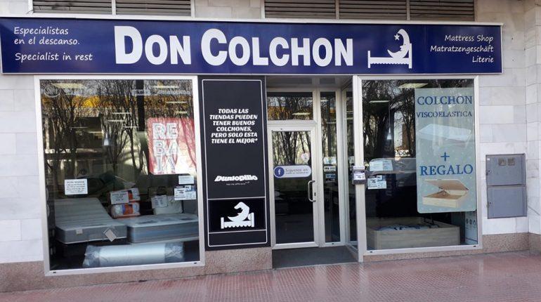 Tienda Calpe Don Colchón