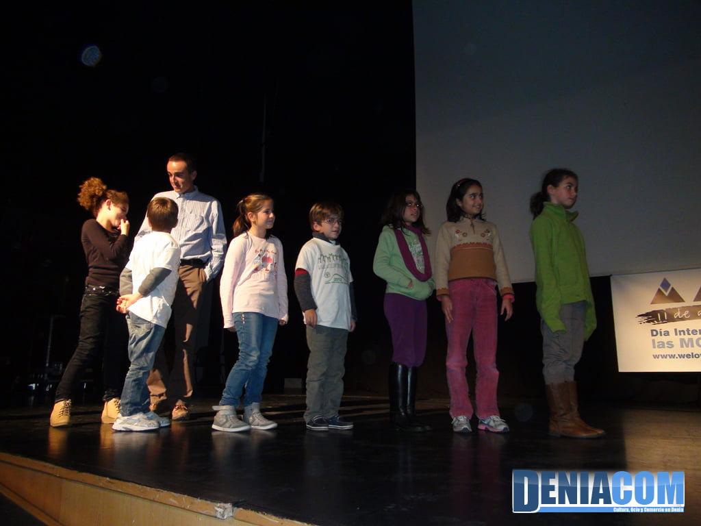 03 Conferencia De Juanito Oyarz Bal En D Nia D A Internacional  # Muebles Oyarzabal
