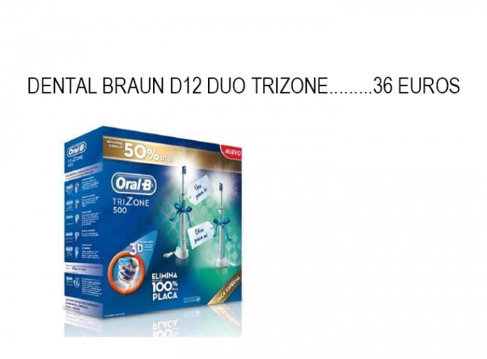 Dental Braun Trizone en Electrodomesticos Pineda
