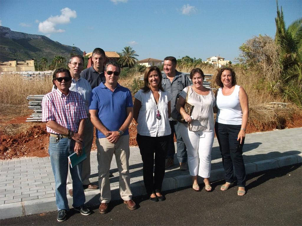 Septiembre 2012 en d nia nueva empresa para el tercer for Obra nueva las rozas