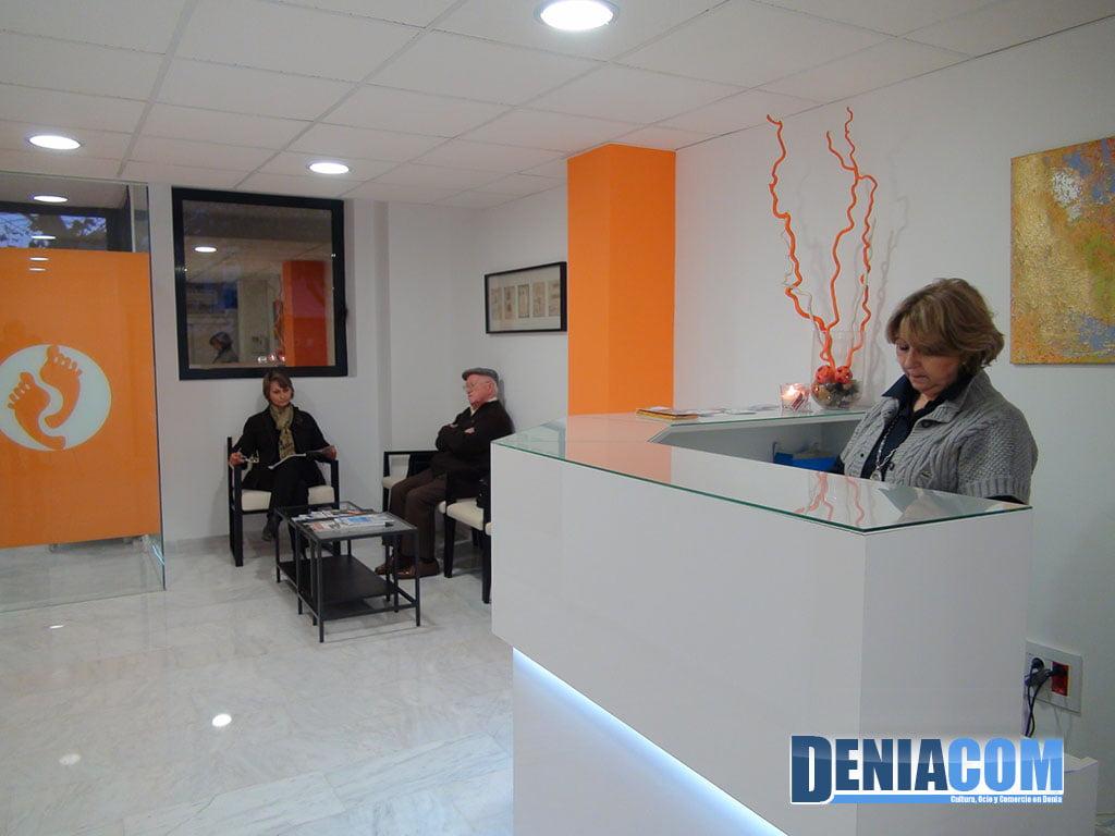 recepció PodoDénia