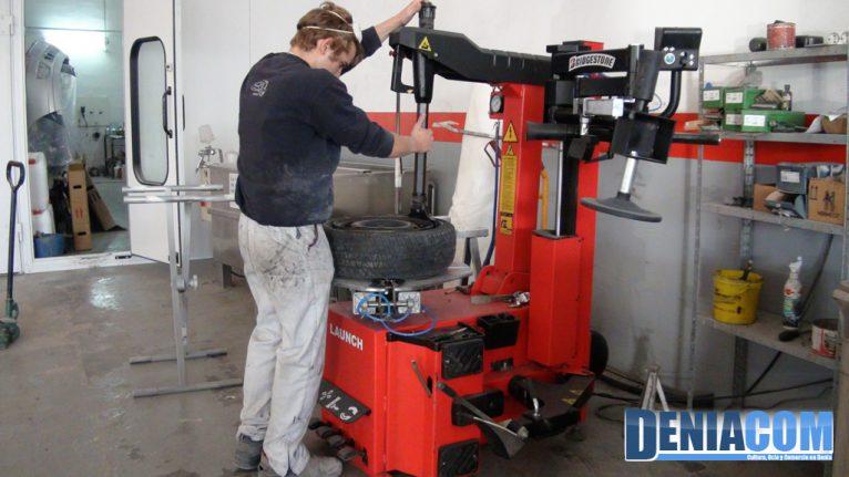 Reparación mecánica en Dénia - Talleres Salvá