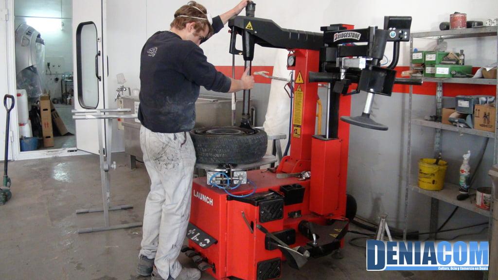 Reparación mecánica en Dénia – Talleres Salvá