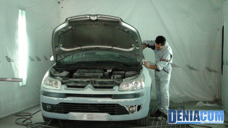 Talleres Salvá en Dénia - Pintura de vehículos