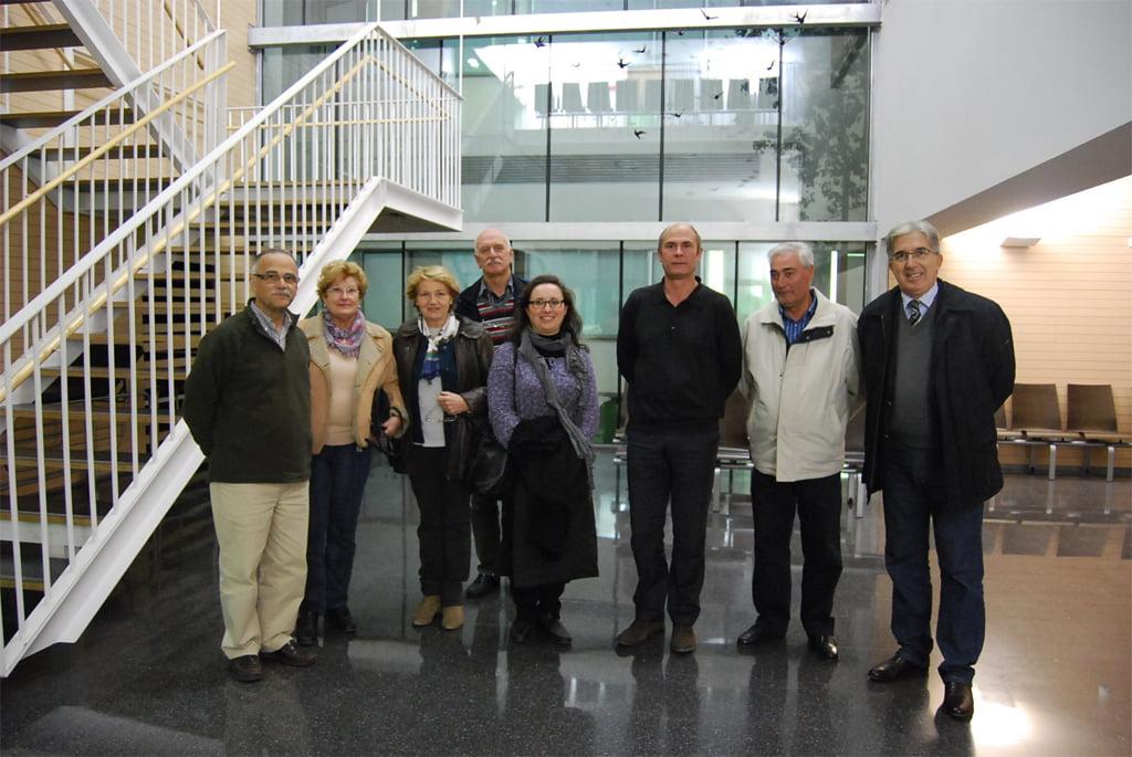 El rotary club d nia visita el hospital de d nia d for Oficina balearia ibiza