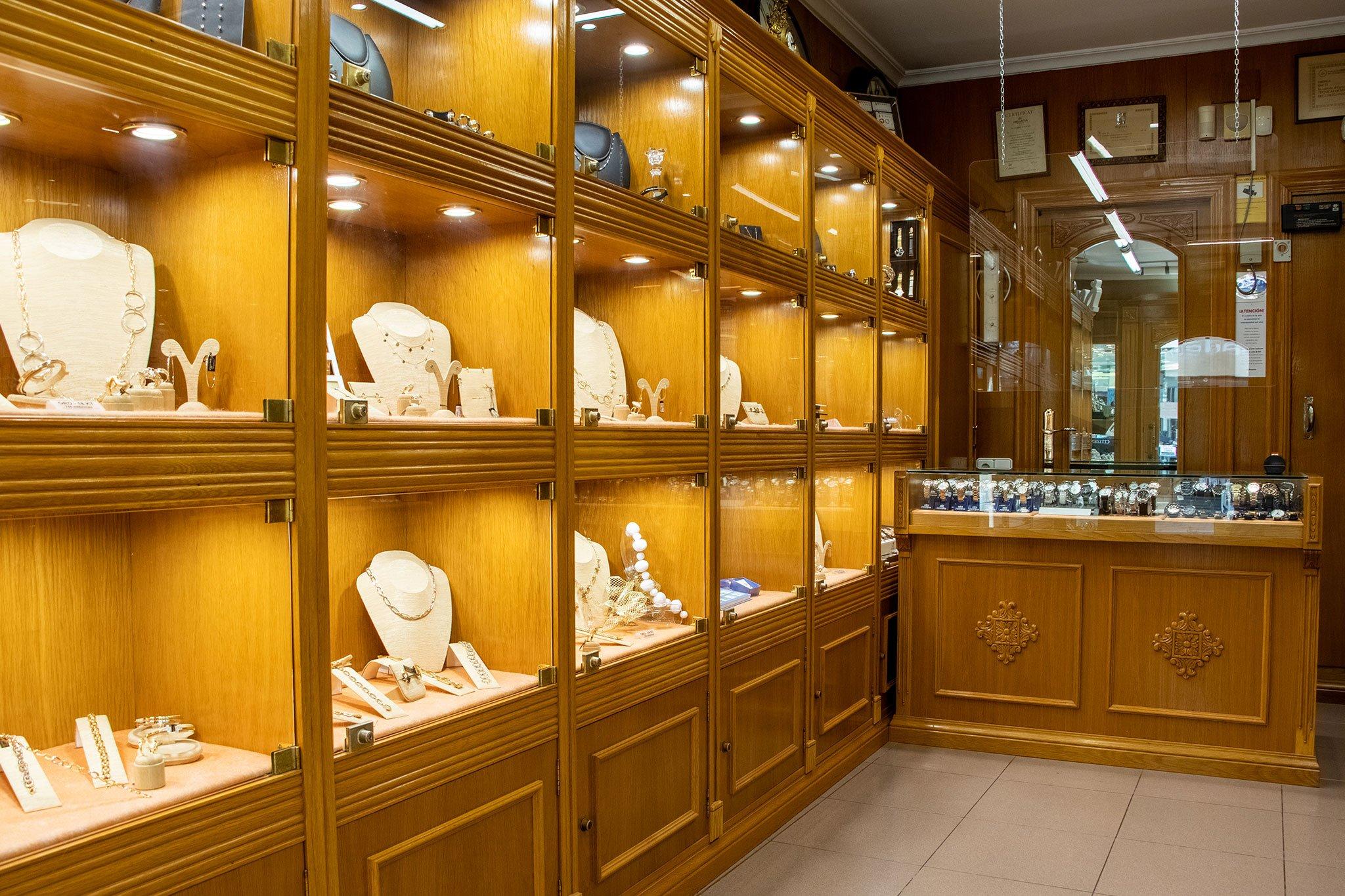 Exposición de joyas en Dénia – Joyeria Bonilla