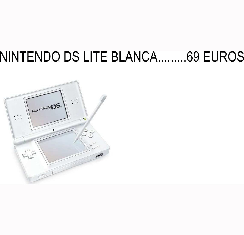 nintendo DS Lite en Pineda Electrodomésticos Dénia