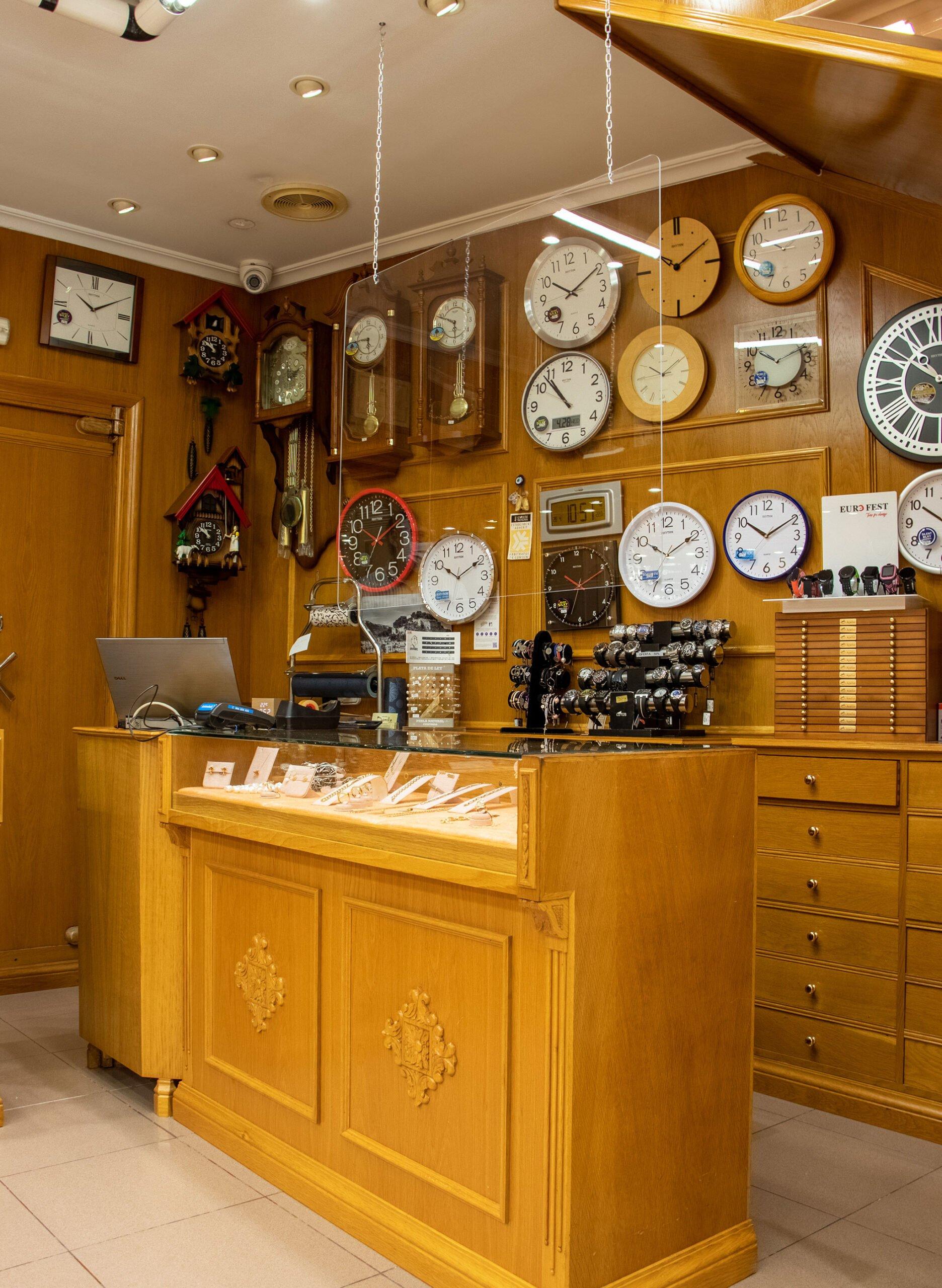 Relojería en Dénia – Joyería Bonilla