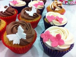 Curso San Valentín Delicies Cupcakes