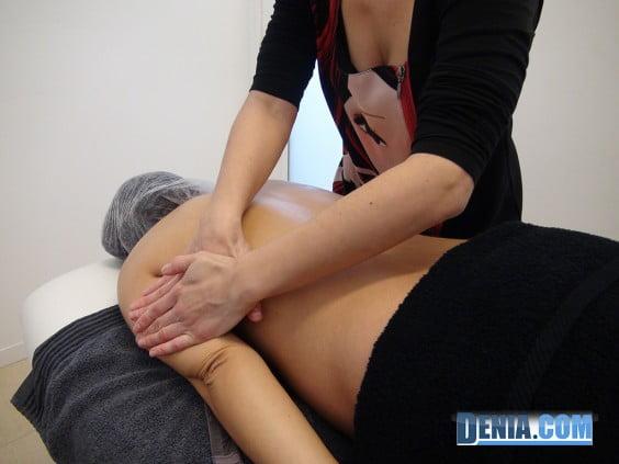 charla masaje grasa