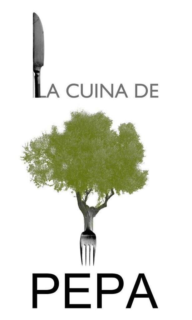 La Cuina de Pepa. Logo