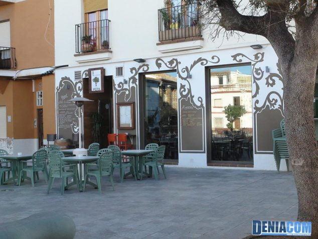 Imagen: La Cuina de Pepa. Terraza