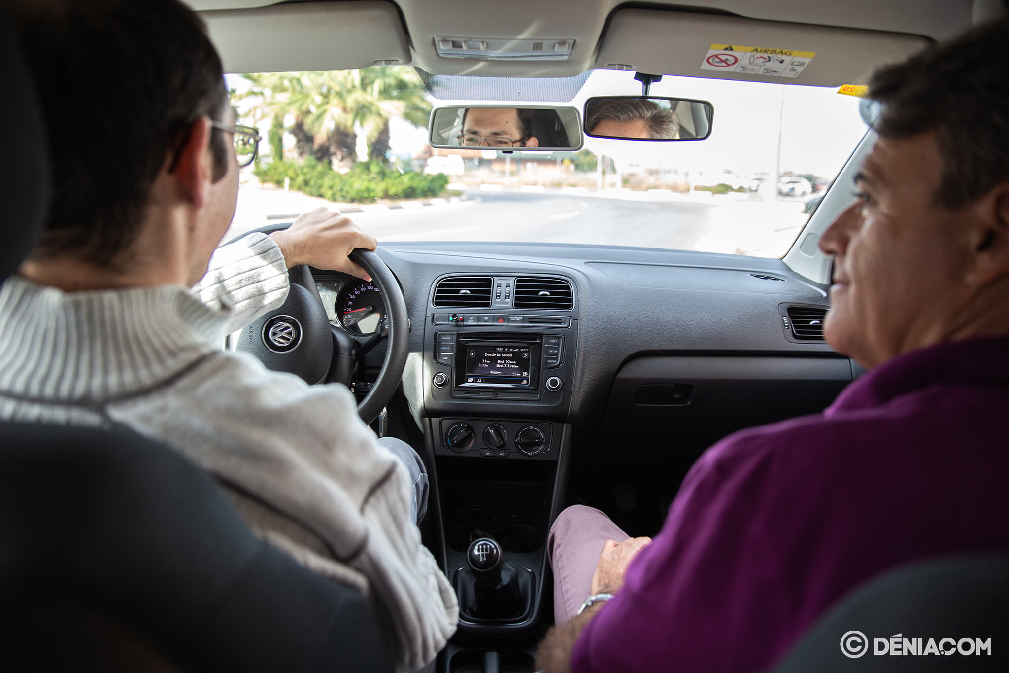 Clases prácticas – Autoescuela Victoria
