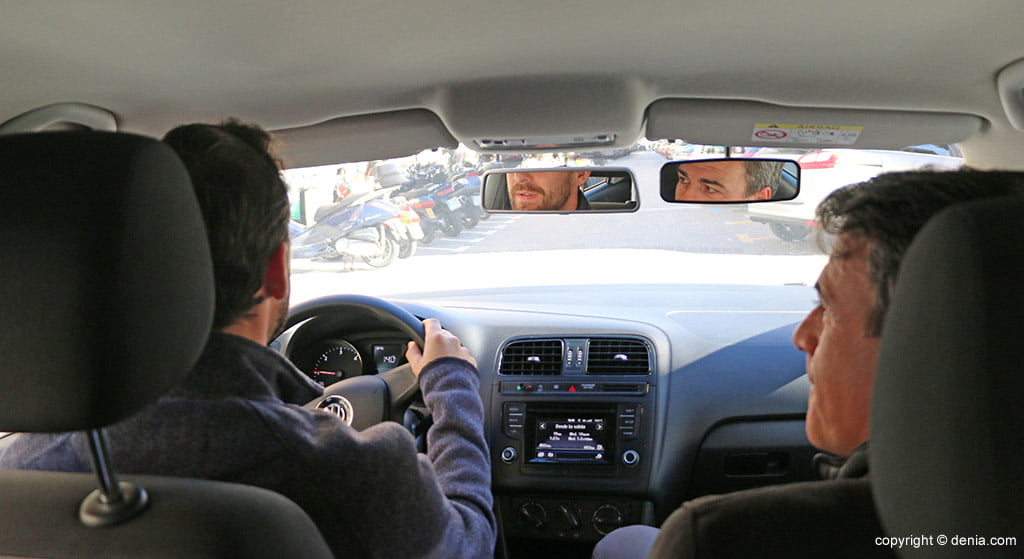 Práctica de carnet conducir Autoescuela V de Victoria