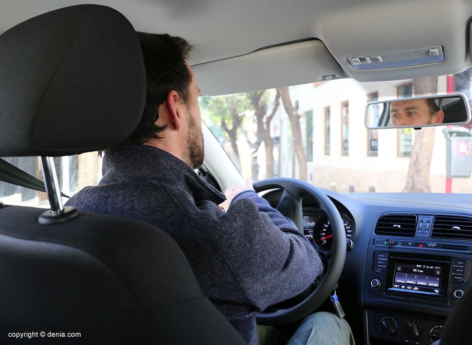 Prácticas Carnet Conducir V de Victoria