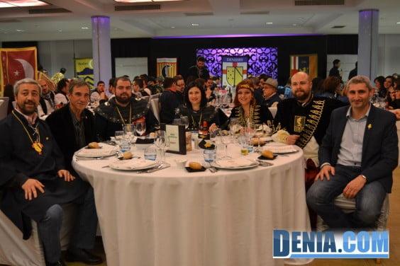 01 Cena de gala Mig Any de Moros y Cristianos Dénia