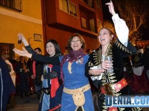 24 Recepción de capitanías en el Mug Any de Moros y Cristianos de Dénia 2013