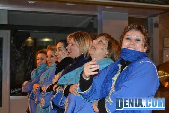 37 Entraeta de Mig Any de Moros y Cristianos en Dénia 2013