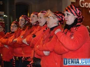 41 Entraeta de Mig Any de Moros y Cristianos en Dénia 2013