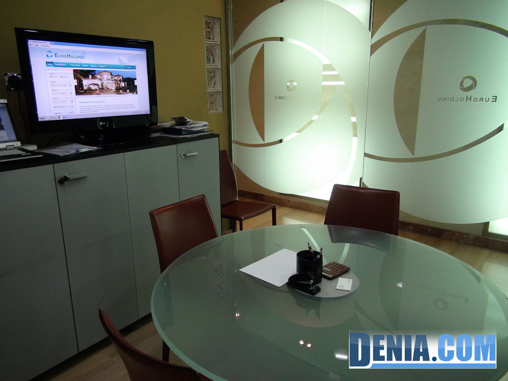 Office rent in Dénia - Euroholding