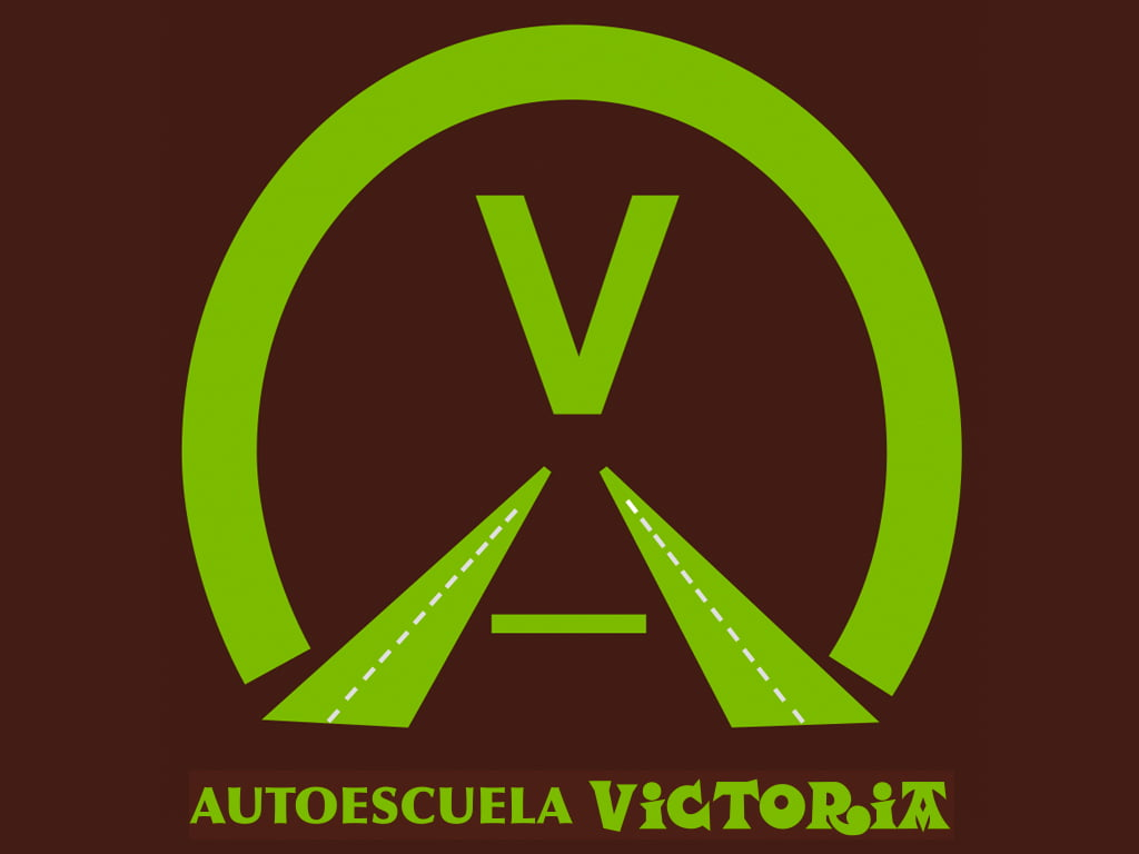 Autoescuela Victoria Logo