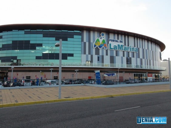 Centro Comercial Portal de la Marina