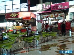 Centro Comercial Portal de la Marina, Oferta de Dulces y Salados