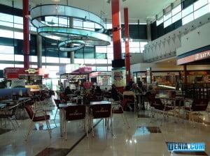 Centro Comercial Portal de la Marina, Zona de descanso y Restaurantes