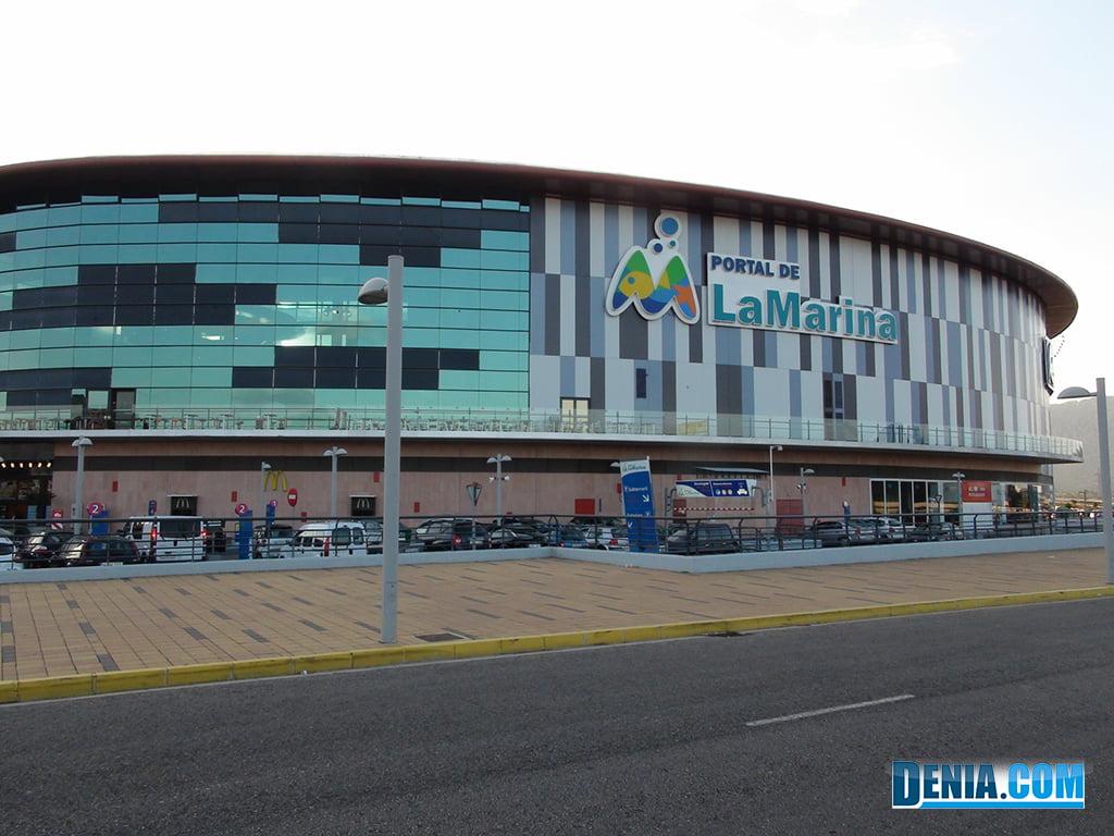 Centre Comercial Portal de la Marina