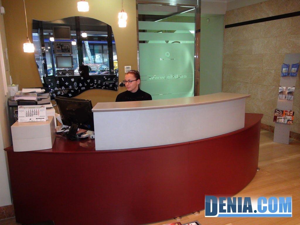 Real Estate Euroholding Dénia - Reception